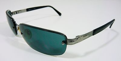 Persol Ratti Black/Stainless Meflecto Vintage Eyeglasses Made in Italy RARE!