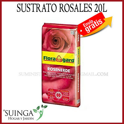 wholesale outlet super cheap official site SUSTRATO UNIVERSAL FLORAGARD 20 Litros Nutrientes Plantas ...