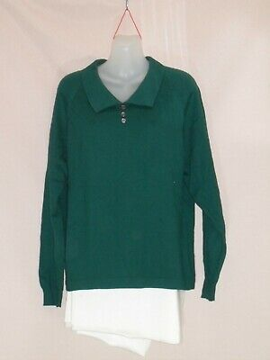 1960's Vintage Wool Jumper with Collar.