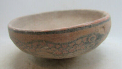 Finest Circa 2200-1800Bce Ancient Indus Valley Harappan Pottery Snake Motifs