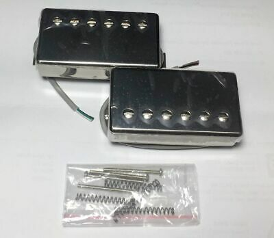 USA Gibson LP SG Guitar Traditional Burstbucker 1&2 Humbucker Nickel PICKUP NEW