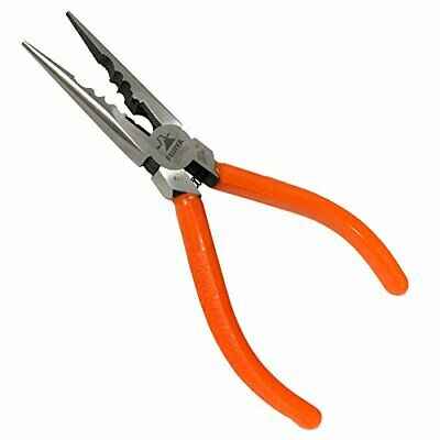 Fujiya universal pliers(with spring hole in blade) 6types of work 150mm 320S-150