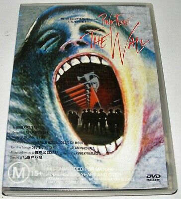 Pink Floyd - The Wall --- (DVD)