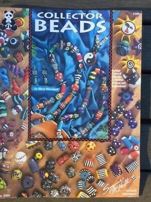 Collector Beads - using oven baked clay - Panda Publication