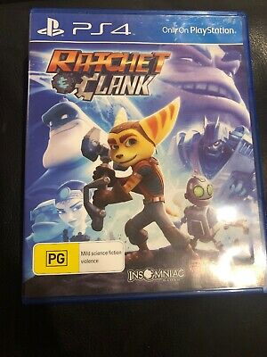 Ratchet And Clank - PS4 Playstation 4