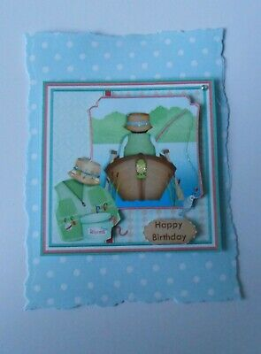 PK 2 MAGNOLIA BOUQUET*HAPPY BIRTHDAY* EMBELLISHMENT TOPPERS FOR CARDS /& CRAFT