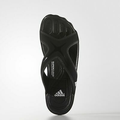 87e569a951ed Adidas AdiPure SuperCloud Slides Sandals Flip Flops Water Beach Shoes  V21529 NEW