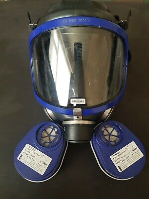 BRAND NEW ! industrial Gas Mask Drager  top of the range