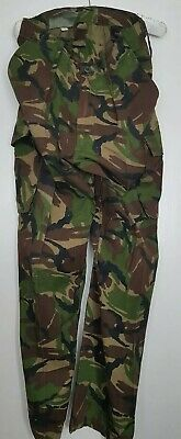 British Army Issue DPM Light weight Combat Trousers - 80/76/92.