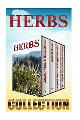 Herbs: Medicinal Plants and Culinary Herbs by Johnson, Julia -Paperback