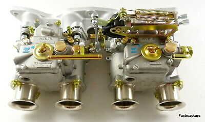 Weber Twin 40 Dcoe Carburettor Kit Ford 1.6 Ohc Pinto Escort-Capri-Kitcar