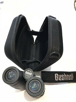 Bushnell H2O 10x42 Waterproof Roof Prism Binoculars Excellent Condition