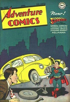 Adventure Comics Collection over 500 +issues on dvd  .