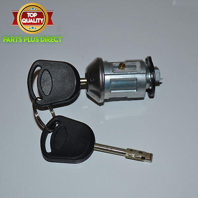 GENUINE FORD EF El Falcon Ignition Barrel Lock Set Nf Nl