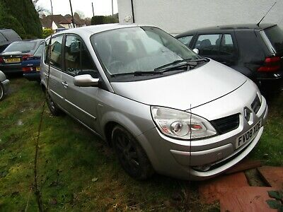 Renault scenic Automatic very low miles no reserve
