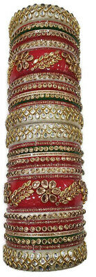 INDIAN BRIDAL WEDDING Jewelry Traditional Choora Bollywood
