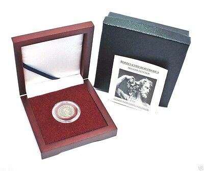 Probus: Father Of Modern Europe's Wine Industry Coin Beautiful Box & Certificate