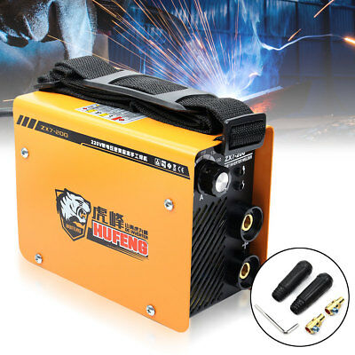 ZX7-200 4.7KW AC 220V Portable Inverter Electric Welding Machine  ARC MMA Tool