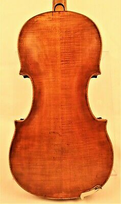 A good early 19th-century violin, 'lady's size'