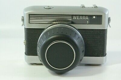 View finder Carl Zeiss Werra 1 with Carl Zeiss Tessar 50mm F2.8 Ref. 311918