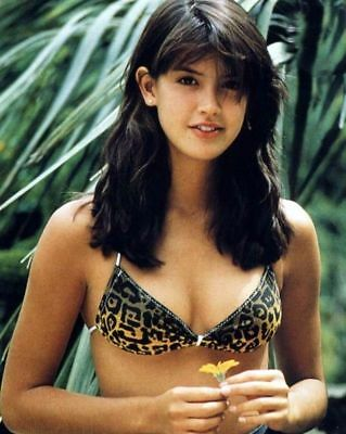 8x10 photo of Phoebe Cates 5 pretty sexy celebrity movie star from a 1982 movie