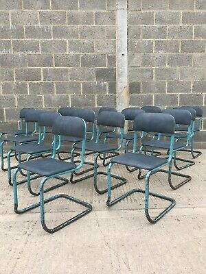 Vintage Retro Mid-Century Cantilevered Chairs