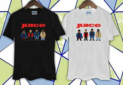 137971a0 New Juice Dvd Movie Tupac 2Pac Funny Black And Tee T-Shirt Usa Size S