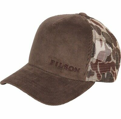 3012b6af1 ... Red Burnt Orange Cotton Logger Cap Hat NWOT Ball Cap Design. $15.99 0  Bids 3d 23h. See Details. Filson Alcan Cord Mesh Trucker Hat Cap Camo  SnapBack NWT
