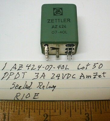 AM ZETTLER RELAY AZ535-08-103