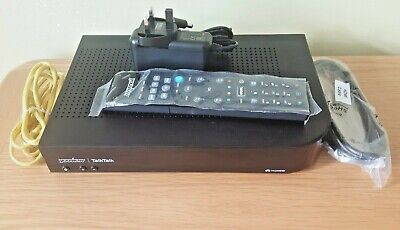 Talk Talk Youview+ Freeview Pvr Recorder - Huawei Dn370T 320Gb - Dual Tuner