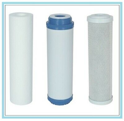 SC1 Reverse Osmosis Water Fed Pole Window Cleaning Pure Water Filters 10""