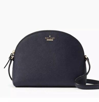 d4575c3c3 New Kate Spade Cameron Street Large Hilli Crossbody Bag Blazer Blue Travel  Gift