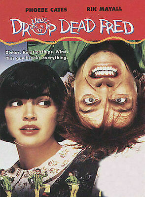 Drop Dead Fred DVD, 2003, RARE-OOP, AUTHENTIC, GREAT SHAPE