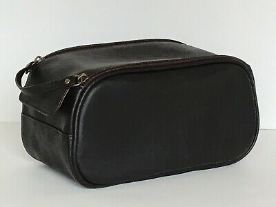 Pottery Barn Richmond Toiletry Case By Wolf New $39.50 Retail