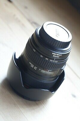 Canon L-series 24-105mm F/4 L IS USM Lens ***very good condition***