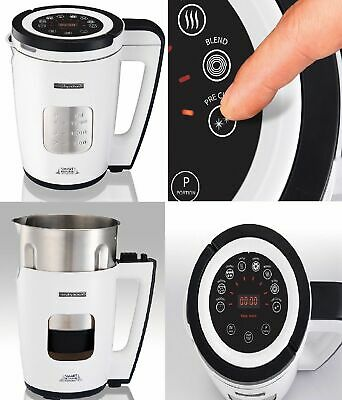 Morphy Richards 501020 Total Control Soup Maker 1.6 Litre 1100W White BN
