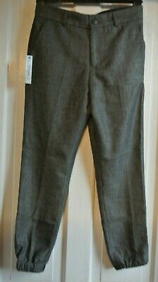 New Boys Next Signature Smart Trousers Grey size 11 years
