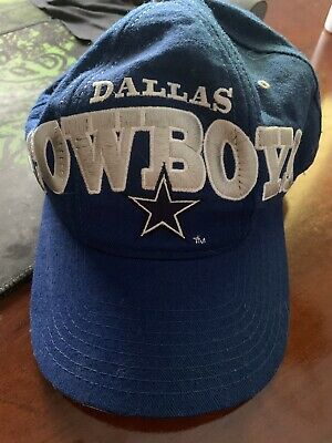 61669ffcf86 VTG 100% Wool 1990s Dallas Cowboys NFL Football Pro Line Snapback Sport Hat  Used
