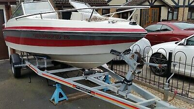 Speed Boat Bowrider Wellcraft 190 Classic (19ft)