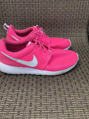 huge selection of 1901e 09874 NIKE ROSHE ONE (GS) Youth Girls Athletic Shoes Pink Blast Sz 7Y