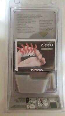 Zippo 12 Hour Refillable Polished Chrome Hand Warmer 40306 NEW IN PACKAGE