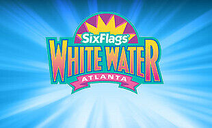 Six Flags White Water Atlanta One-Day-Ticket