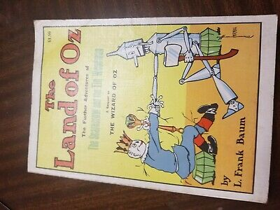 1904 Antique; The Land of Oz  L Frank Baum; Very Nice Condition