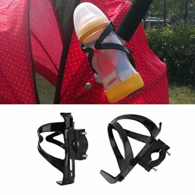 Rotatable Pushchair Organizer Stroller Bicycle Cup Cage Milk Bottle Holder