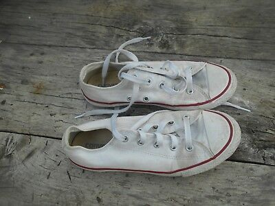 Filles: Chaussures Rares Palladium Brique T 34 Be A 15€ Ach Imm Fp Red Mond Relay Collector Rare