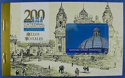 Guatemala 2015 Kathedrale Kirche Cathedral Church Markenheft Booklet ** MNH