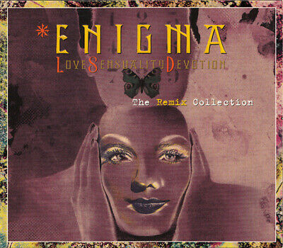"Enigma - LOVE SENSUALITY DEVOTION (The Remix Collection) CD © 2001>12""Mixes>Sade"
