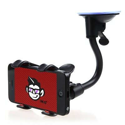 Universal 360° In Car Windscreen Dashboard Holder Mount for GPS Mobile Phone PDA