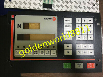 NEW FAGOR system controller CNC101S keypad membrane 90 days warranty