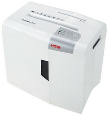 HSM Destructeur de documents shredstar S10, coupe en bandes: 6 mm
